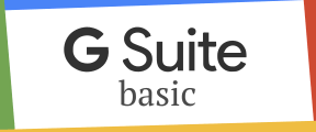 G Suite Basic paquete de 30 GB